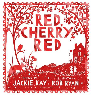 Red, Cherry Red by Jackie Kay