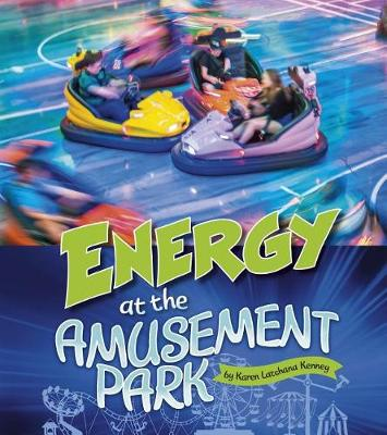 Energy at the Amusement Park by Karen Latchana Kenney