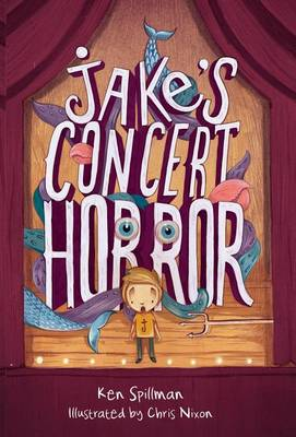 Jake's Concert Horror book