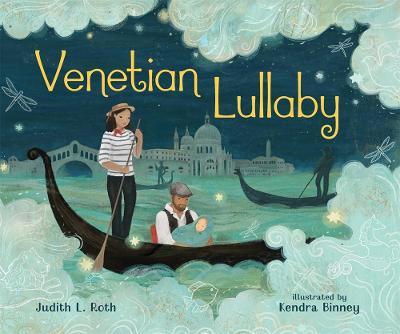 Venetian Lullaby book