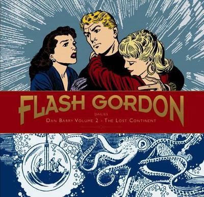 Flash Gordon Dailies by Harry Harrison