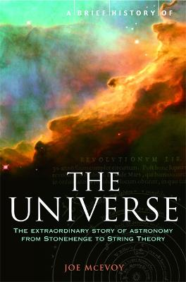 A Brief History of the Universe by J. P. McEvoy