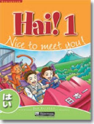 Hai! 1 Student Book by Sue Burnham