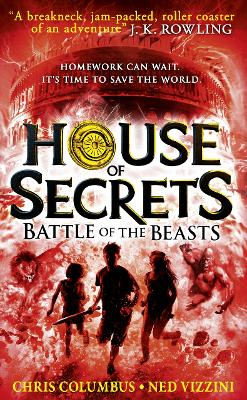 Battle of the Beasts by Chris Columbus