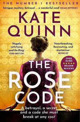 The Rose Code book