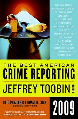 Best American Crime Reporting by Jeffrey Toobin