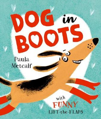 Dog in Boots book