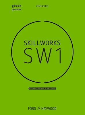 Skillworks 1 Australian Curriculum Edition Student book + obook assess book