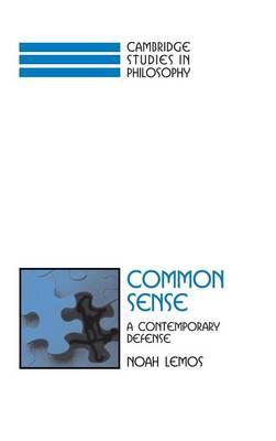 Common Sense by Noah M. Lemos