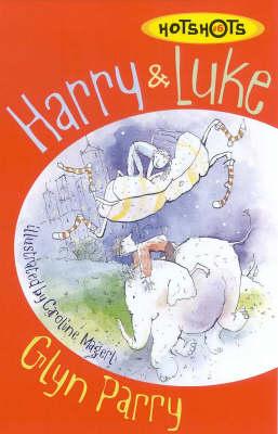 Harry & Luke by Glyn Parry