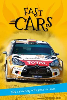It's All About... Fast Cars by Kingfisher Books