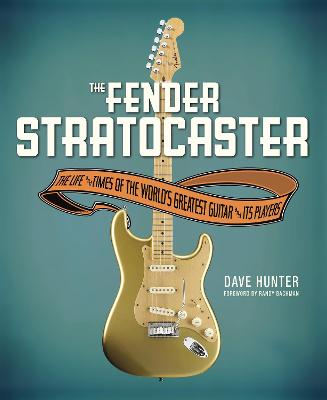 Fender Stratocaster by Dave Hunter