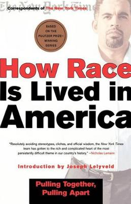 How Race Is Lived in America book