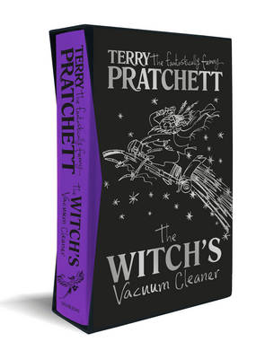 Witch's Vacuum Cleaner by Terry Pratchett