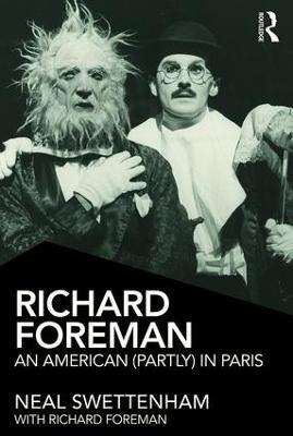 Richard Foreman by Neal Swettenham