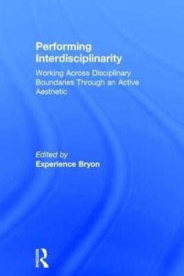 Performing Interdisciplinarity book