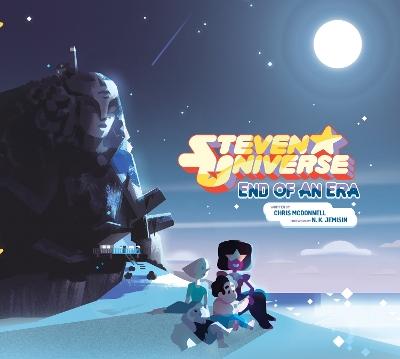 Steven Universe: End of an Era book