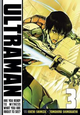 Ultraman, Vol. 3 by Tomohiro Shimoguchi