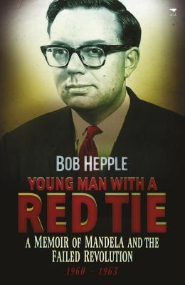 Young man with a red tie by Bob Hepple