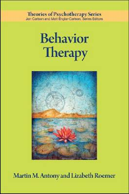 Behavior Therapy by Martin M. Anthony