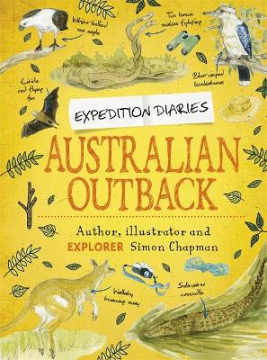 Expedition Diaries: Australian Outback by Simon Chapman
