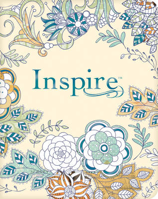 Inspire Bible-NLT by Tyndale