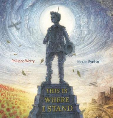THIS IS WHERE I STAND book