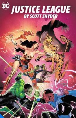 Justice League by Scott Snyder Book Two Deluxe Edition book