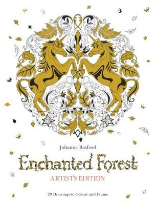 Enchanted Forest Artist's Edition by Johanna Basford