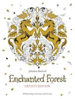 Enchanted Forest Artist's Edition by Johanna Basford