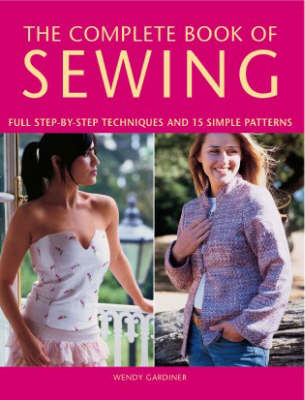 Complete Book of Sewing book