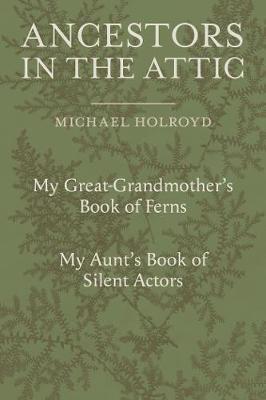 Ancestors in the Attic book