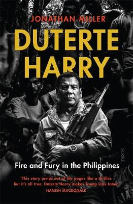 Duterte Harry book
