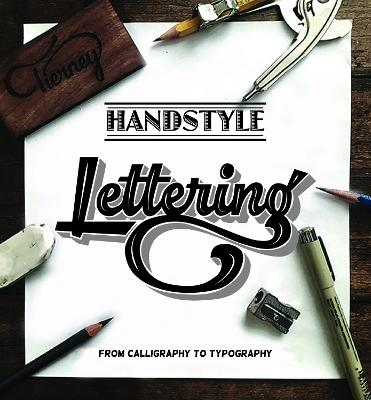 Handstyle Lettering by Viction-Viction
