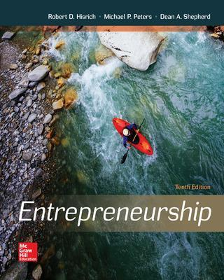 Entrepreneurship by Hisrich