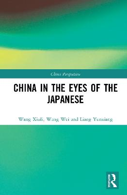 China in the Eyes of the Japanese book