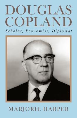 Douglas Copland by Marjorie Harper