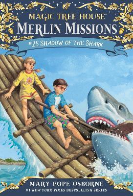 Shadow Of The Shark by Mary Pope Osborne