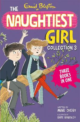The Naughtiest Girl Collection 3 by Enid Blyton