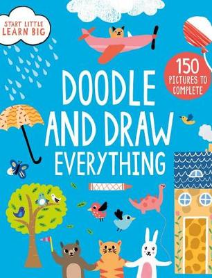 Doodle and Draw Everything by Susan Fairbrother