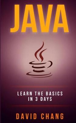 Java by David Chang