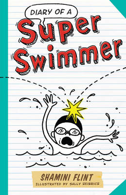 Diary of a Super Swimmer book