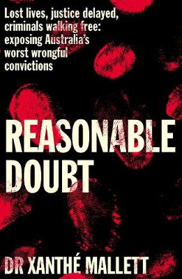 Reasonable Doubt by Xanthe Mallett