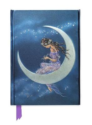 Jean & Ron Henry: Moon Maiden (Foiled Journal) by Flame Tree