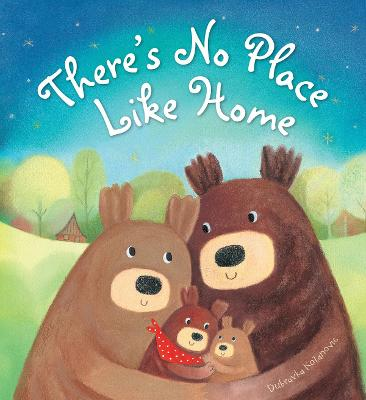 Storytime: There's No Place Like Home by Duba Kolanovic