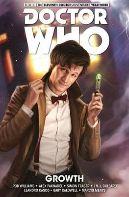 Doctor Who by Rob Williams