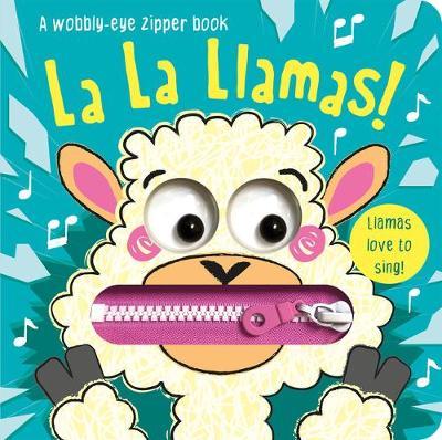 La La Llamas! by Georgie Taylor