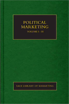 Political Marketing by Paul Baines