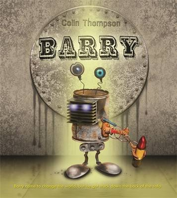Barry by Colin Thompson