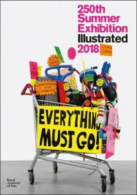 Summer Exhibition Illustrated 2018 book